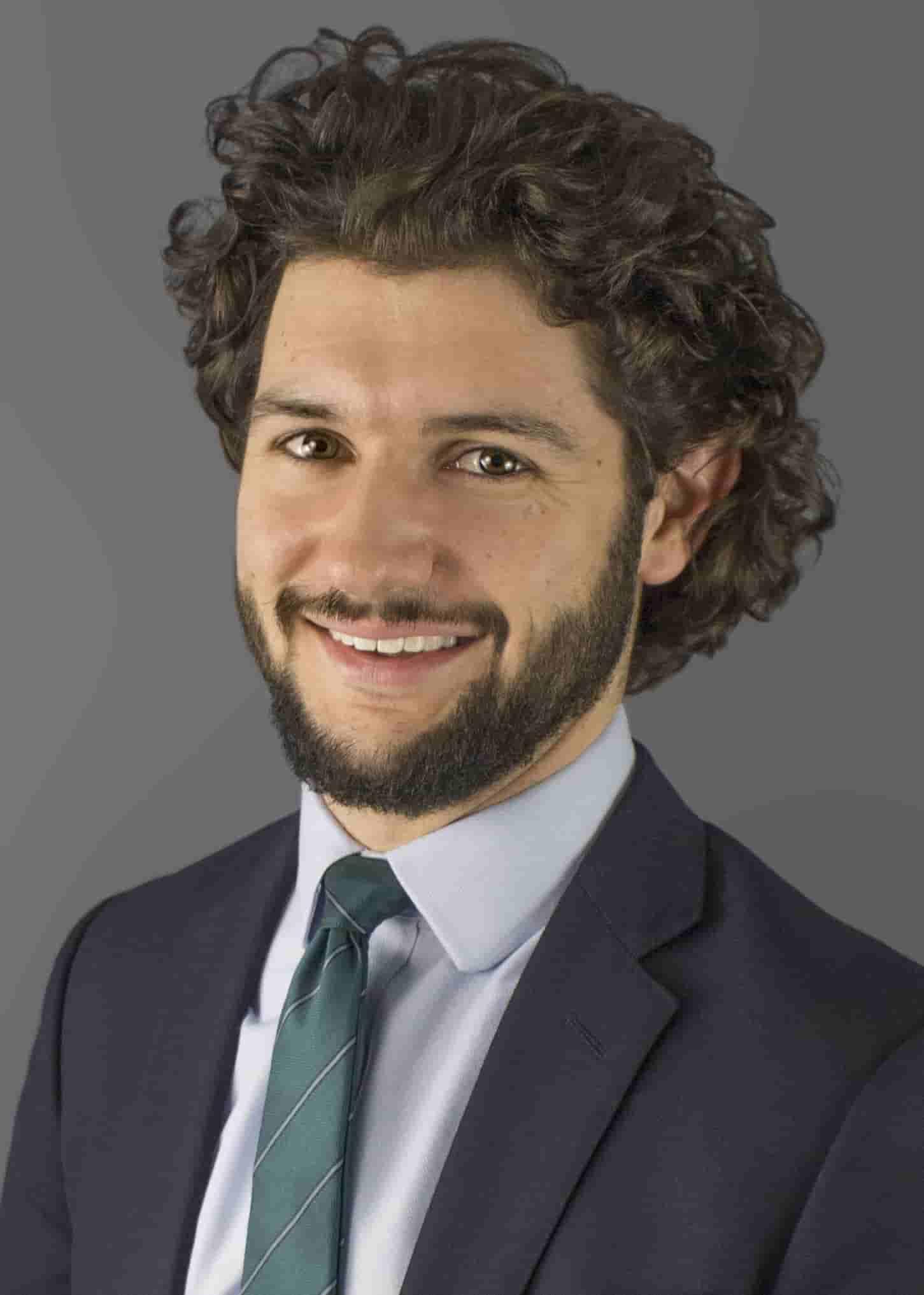 Aaron Elias, MSHA, MBA