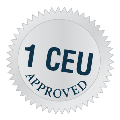 1 CEU Approved